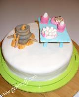 Торта Сирни заговезни