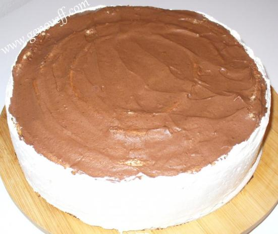 цялата торта
