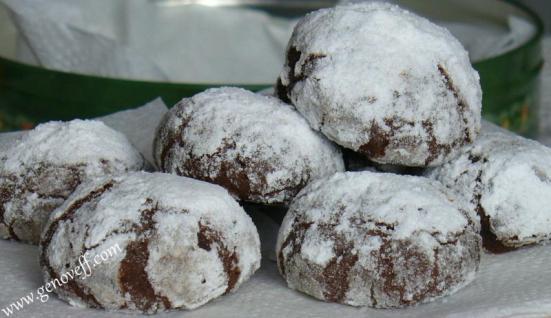 шоколадови трюфел сладки