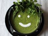 Магданозена крем супа